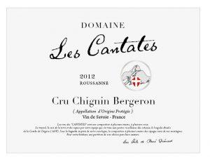 Les Cantates, courtesy Perman Wine Selections