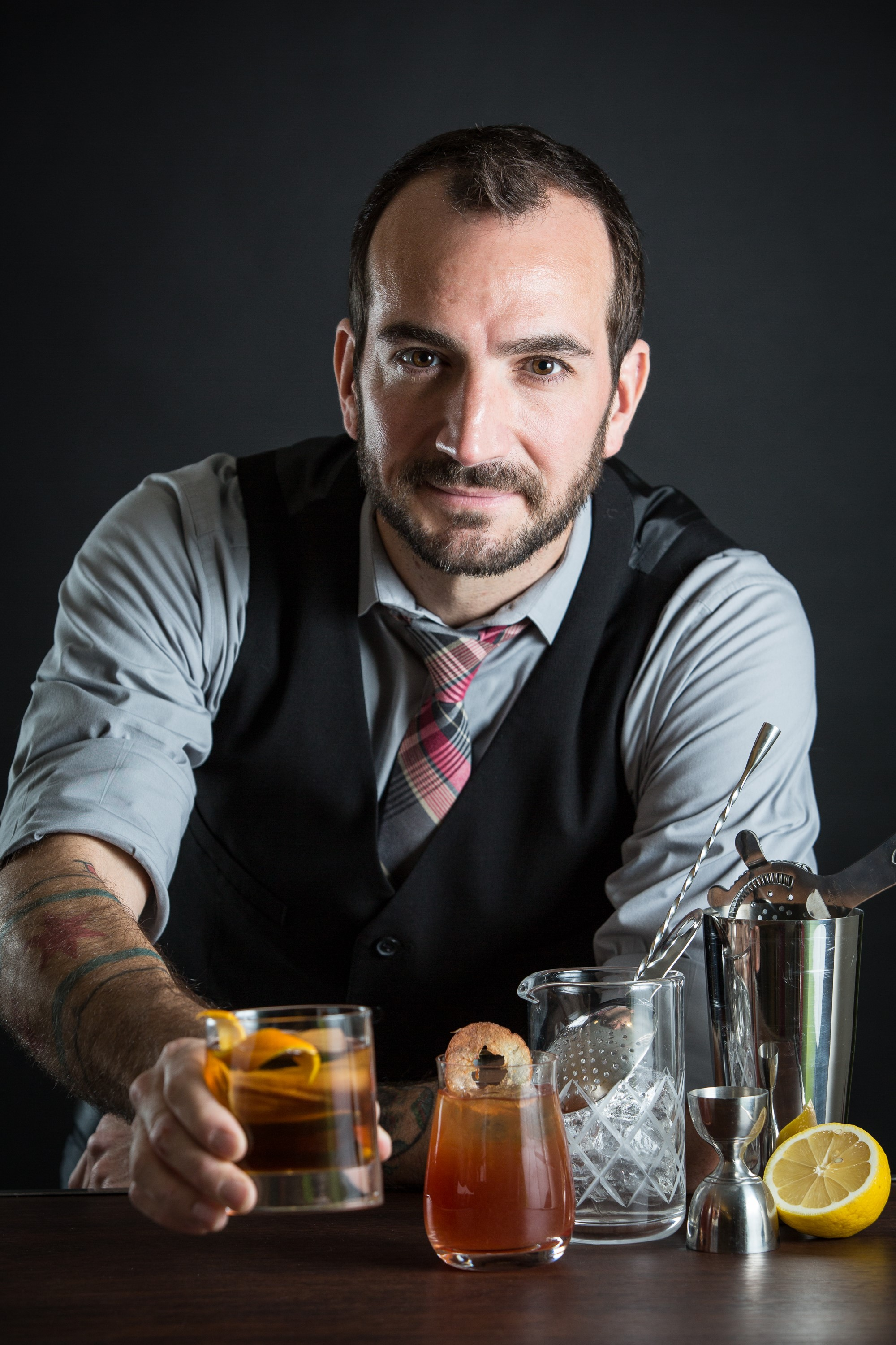 Charles Joly, Crafthouse Cocktails