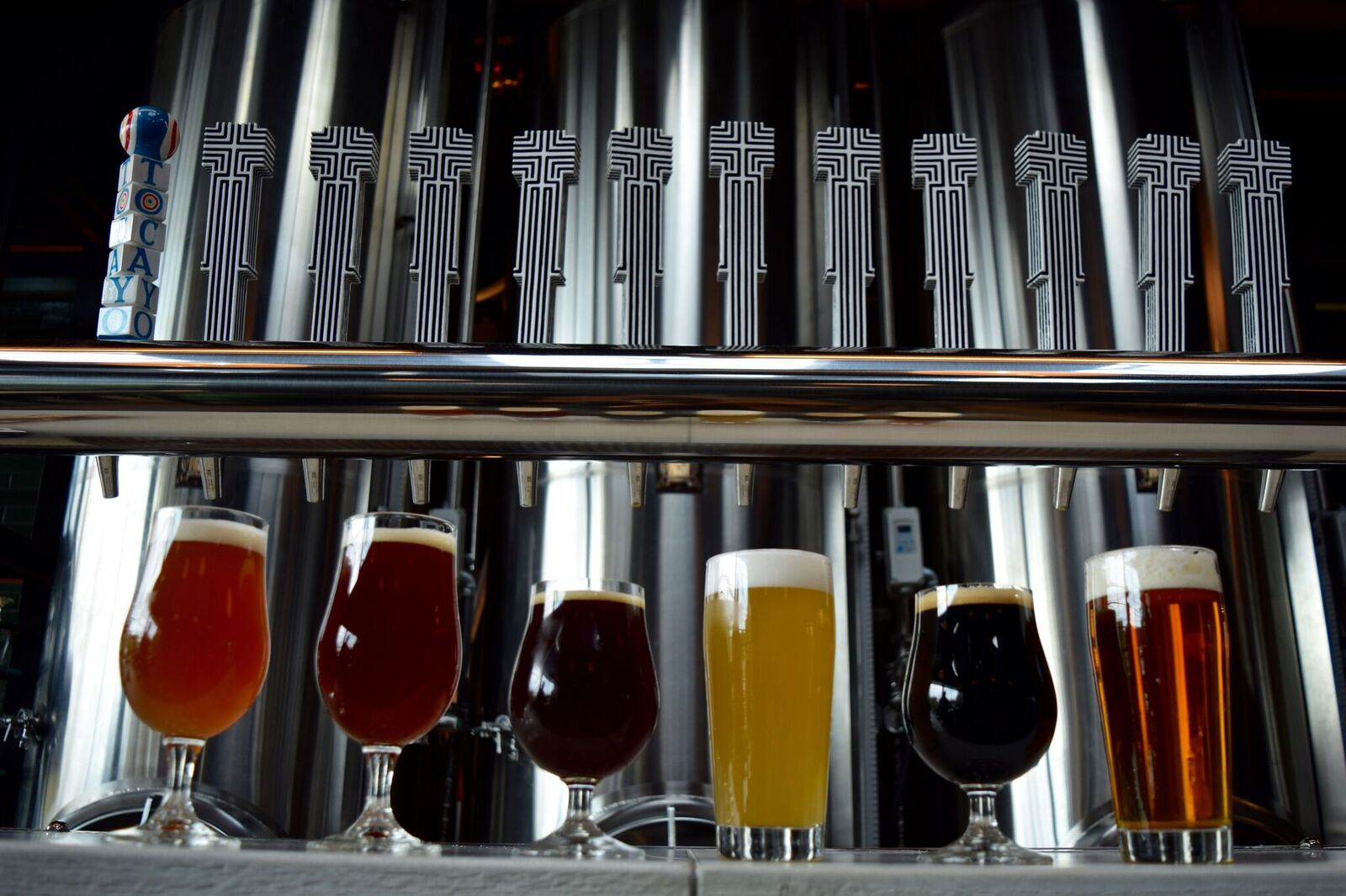 Beers by Sembrano/Photo: Galdones Photography